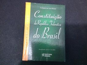 Constituição Federal (série Compacta), 8ª Ed., 2002 - Usado