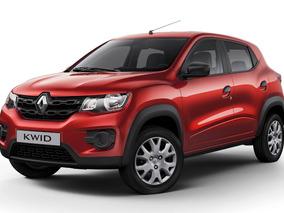 Renault Kwid 1.0 12v Life 18-19 Okm R$ 33.999,99