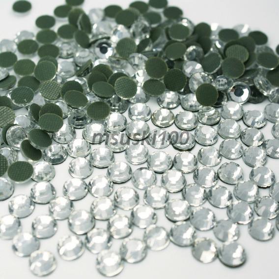 Cristales Hotfix Para Decorar Termo Adherible Tamaño 20ss