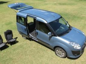 Fiat Doblo 1.4 - Opc. 7 Asientos - Retira Con Dni Y Cuotas!!