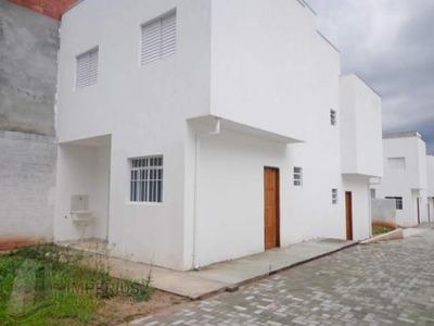 Casa Village Com 2 Dormitórios, 1 Vaga Para Vender No Bairro Botujuru Em Mogi Das Cruzes - Imperius Imoveis - 3015