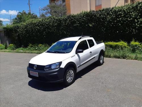 Volkswagen Saveiro Vw Saveiro Robust 1.6 Cd Flex