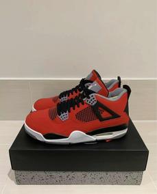 Nike Air Jordan 4 Toro Red