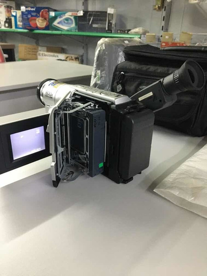 Filmadora Compact Vhs Jvc Gr-sxm 250