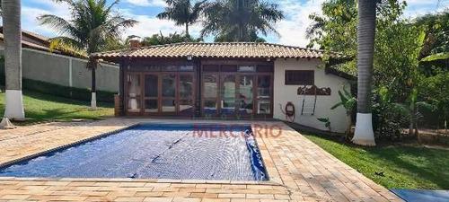 Casa Com 4 Dormitórios À Venda, 380 M² Por R$ 1.750.000,00 - Jardim Shangri-lá - Bauru/sp - Ca3334