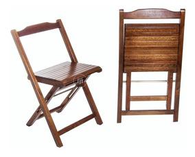 Cadeira Dobrável Máximo Móveis