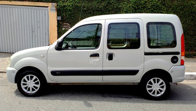 Renault Kangoo Express 1.6 16v Porta Lateral Hi-flex 5p 2008