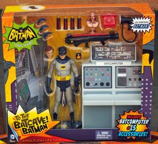 Dc Comics To The Batcave Batman Collector Mattel Bunny Toys