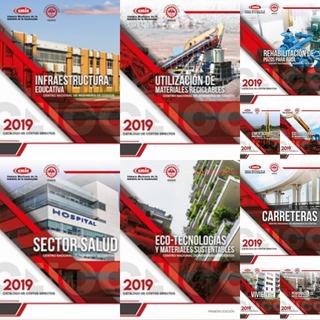 10 Catálogos De Costos Cmic 2019-2020+5000 Excel+tabuladores