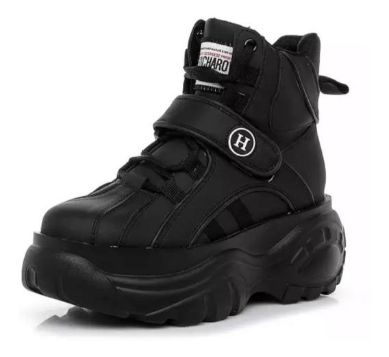 Tênis Super Chunky Sneaker Bota Buffalo Neve Frio Pré Venda