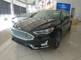 Ford Fusion Titanium Plus 2019