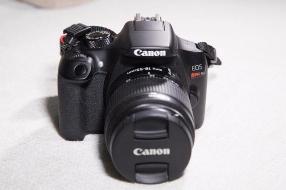 Vendo Câmera T6 Com Lente 18-55mm, Bateria, Carregador, Card