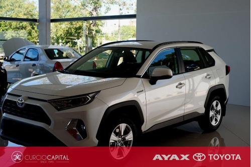 Toyota Rav4 Hybrid S Plus (tss) 2021 Blanco 0km