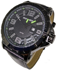 Relógio Masculino Preto Mondaine 99357gpmvph1