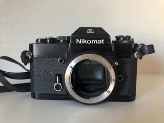 Câmera Analógica Nikon Nikomat El
