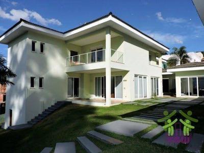 Casa Com 5 Dormitórios À Venda, 686 M² Por R$ 3.000.000 - Parque Das Artes - Embu Das Artes/sp - Ca0412