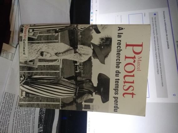 À La Recherche Du Temps Perdu (francês) Marcel Proust