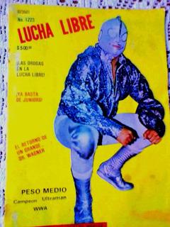 Revista Lucha Libre De Colección Dr Wagner