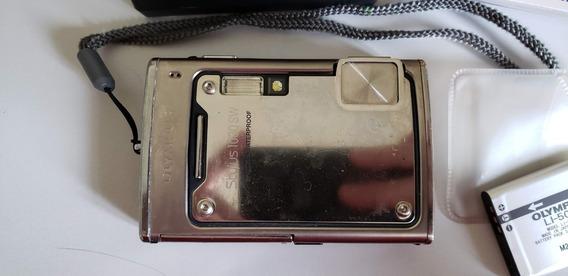 Câmera Digital Olympus 1030sw A Prova D