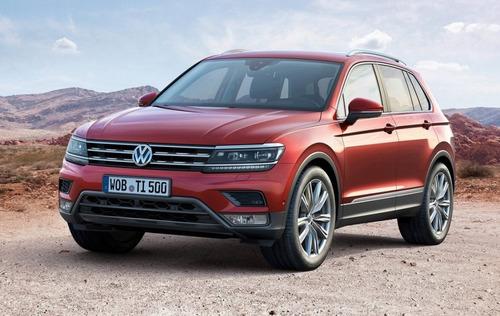 Volkswagen Tiguan Allspace 1.4 Tsi Trend 150cv Dsg 2021 Cm