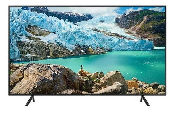 Smart Tv 4k Samsung 55⿝ Ru7100, Uhd, 3 Hdmi, 2 Usb, Wi-fi