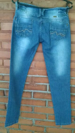 Calça Jeans Feminina M,r, Tamanho 36