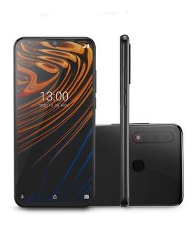 Smartphone Multilaser H 128gb 6,3 Fhd Ram 6gb Preto Octacore