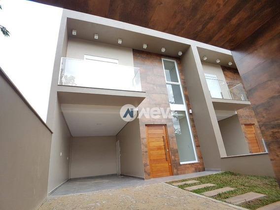 Casa Com 3 Dormitórios À Venda, 155 M² Por R$ 495.000,00 - Solar Do Campo - Campo Bom/rs - Ca2744