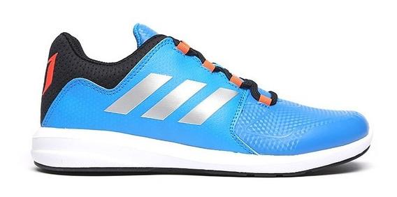 Tenis adidas Niño Azul Messi K Aq3917
