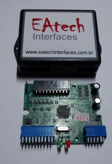 Interface Controle Som Volante Fox E Outros Carros - Eatech