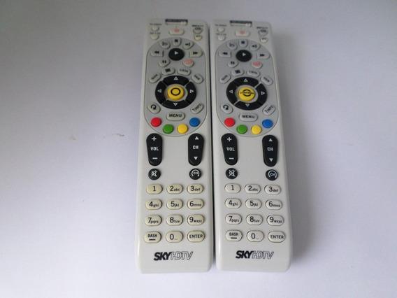 Controle Remoto Sky Hdtv Hd Original (preço Dos Dois)