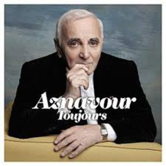 Aznavour Toujours - Cd Música Clássica