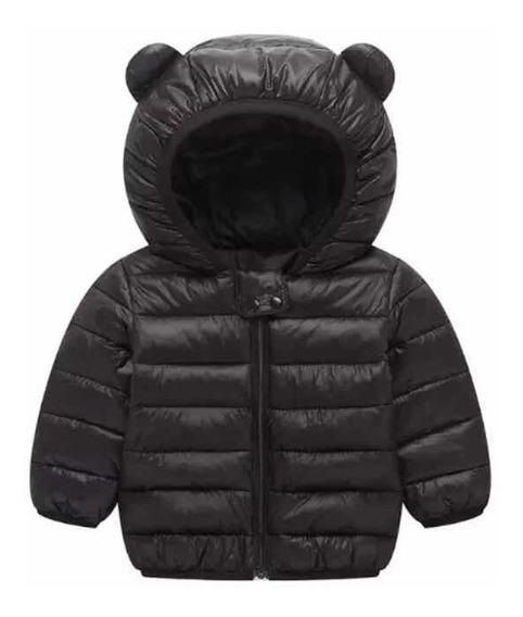 Chamarra Para Niño Y Niña Abrigo Invernal Varios Colores