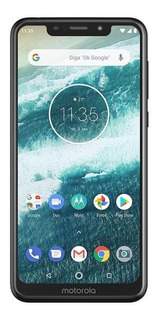 Smartphone Motorola One Dual Chip 64gb Tela 5.9 Android 8.1