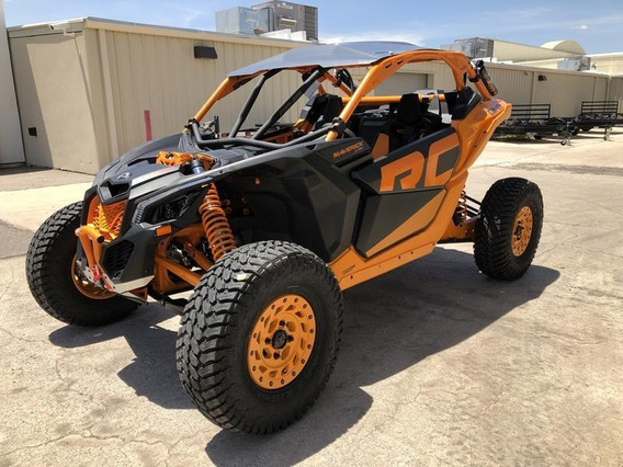 Utv Can Am Maverick X3 Xrc Turbo 195hp 0km 2020