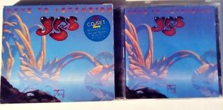 Yes, Keys To Ascension / 2, Cds, 1.996 Y 1997, Usado