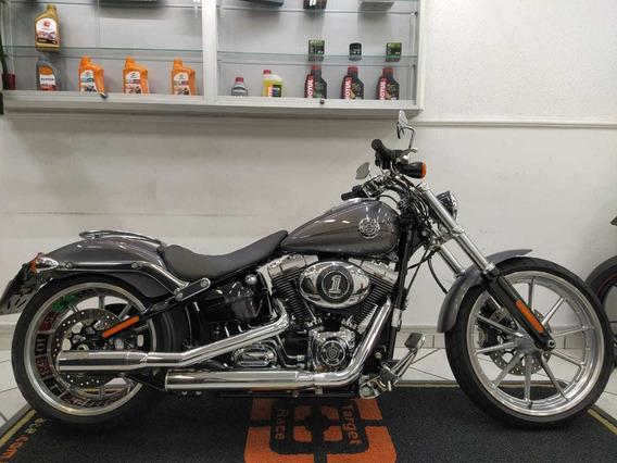 Harley Davidson Breakout Cinza 2015 - Target Race