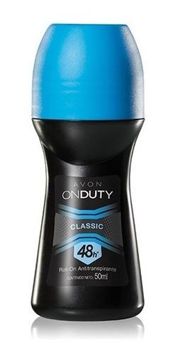 Desodorante Hombre Avon On Duty Roll-on Classic