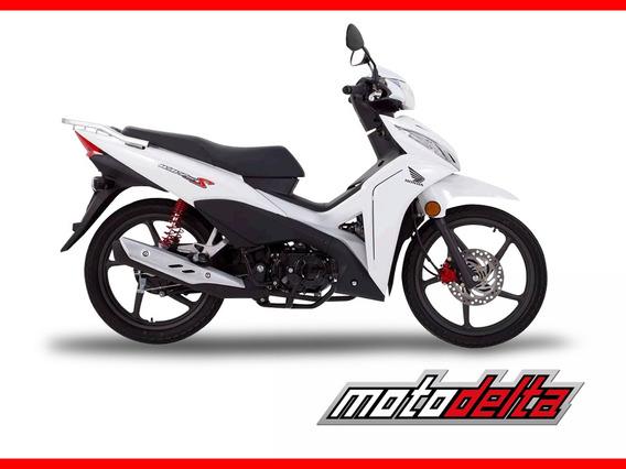 Honda Wave 110 Freno A Disco 0km Moto Delta Tigre