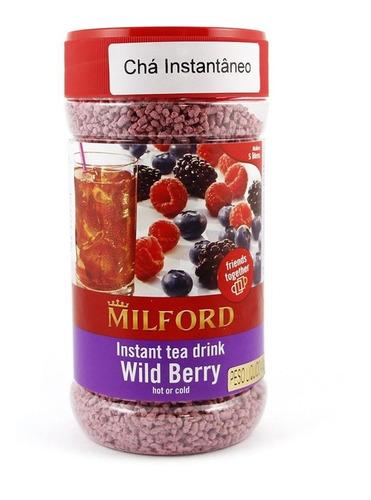 Chá Instantâneo Granulado Milford Frutas Silvestres 400g
