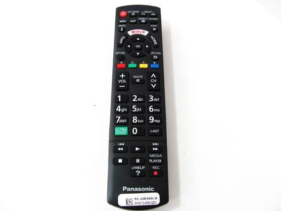 Controle Remoto Panasonic Tc-32ds600b Tc-40ds600b Original