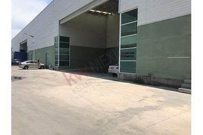 Bodega En Renta En Zona Industrial Slp, Microparque Eje 134, 1 Andén, 1 Rampa.