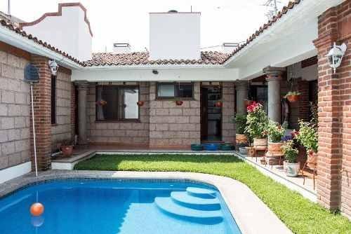 Casa Sola En Lomas Del Carril, Temixco, Morelos Ine-382-cs