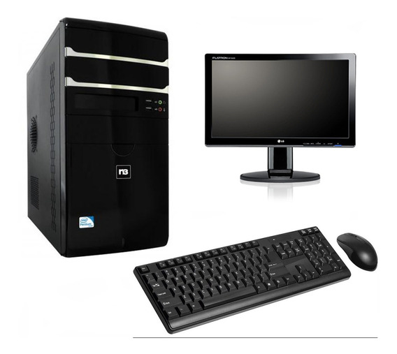 Cpu Usada Completa N3 Hd 500gb Ddr2 4 Gb Processador 3 Ghz