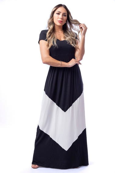 Vestidos Longos Moda Feminina Para Gestante Gravida Barato