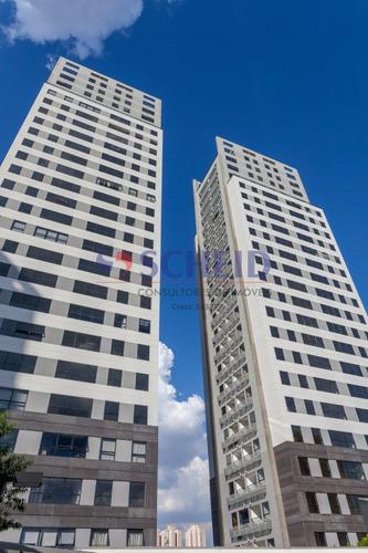 Imagem 1 de 14 de Apartamento Maxhaus Brooklin 2° Dorm 01 Vaga  Infra E Lazer Maxhaus. - Mr77175