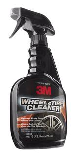 Limpiador Llantas Rines 3m Wheel And Tire Cleaner Abrillanta