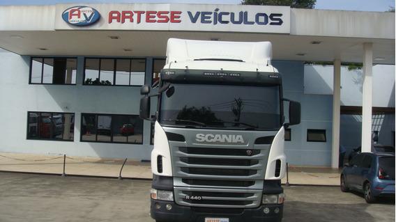 Scania R440 Opticruise, 12/13 G380 2009 P360 2012