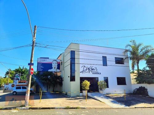 Imagem 1 de 22 de Prédio Para Alugar, 120 M² Por R$ 5.000,00/mês - Cidade Universitária - Campinas/sp - Pr0013