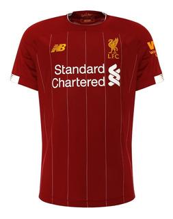 Playera Jersey Liverpool 2019-2020 The Reds
